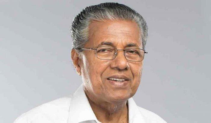 കോറോണ ബാധ: നടപടി ആവശ്യപ്പെട്ട് വിദേശകാര്യമന്ത്രിക്ക് മുഖ്യമന്ത്രി കത്തയച്ചു