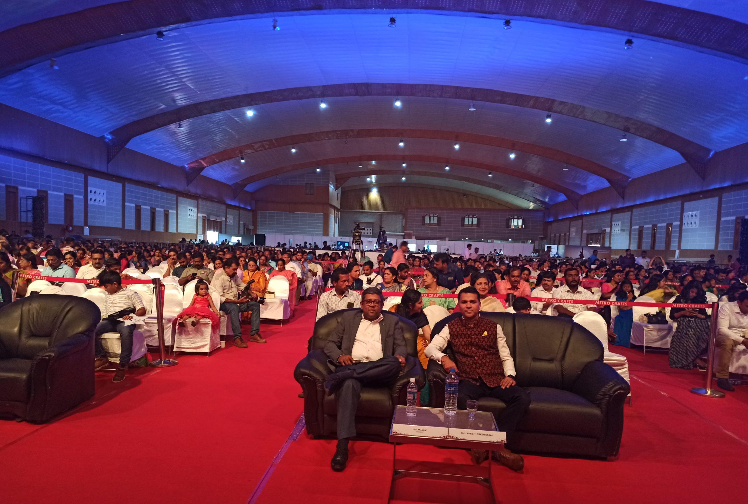 എസ്ബിഐ ലൈഫ് കൊച്ചിയില് 2700 ലൈഫ് ഇന്ഷുറന്സ് ഏജന്റുമാരുടെ കൂട്ടായ്മ സംഘടിപ്പിച്ചു