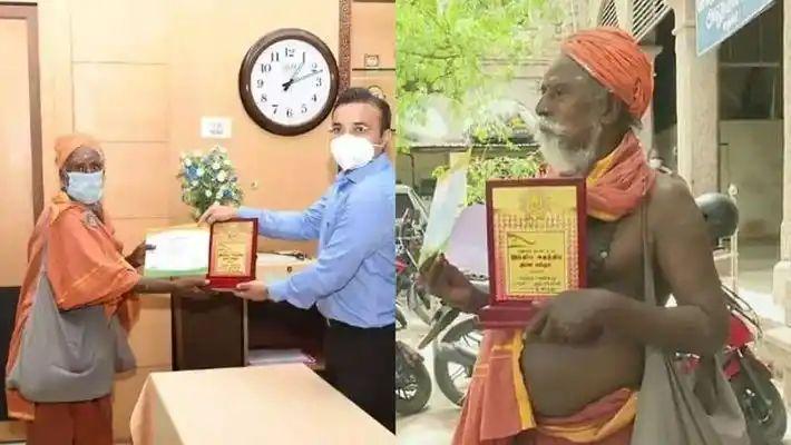 തമിഴ്നാട്ടില് ഭിക്ഷക്കാരനായ ഭൂപാളന് മുഖ്യമന്ത്രിയുടെ കോവിഡ് റിലീഫ് ഫണ്ടിലേക്ക് സംഭാവന നല്കിയത് 90,000 രൂപ