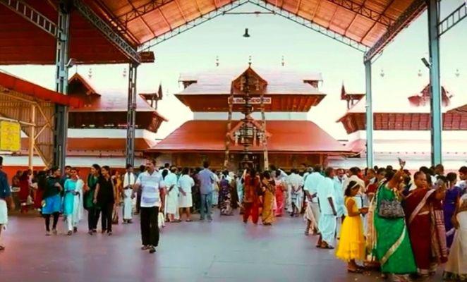 ഗുരുവായൂർ ക്ഷേത്രത്തിൽ ഭക്തർക്ക് വിലക്ക്