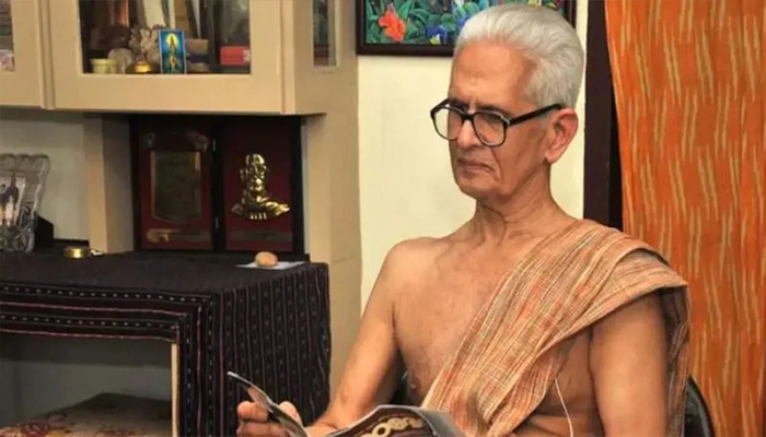 പ്രശസ്ത കവി വിഷ്ണു നാരായണൻ നമ്പൂതിരി അന്തരിച്ചു