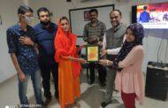 ജെസിഐ ഇന്ത്യയുടെ ബിസിനസ് ഐക്കണ് പുരസ്കാരം ഷാഹിന ബഷീറിന്