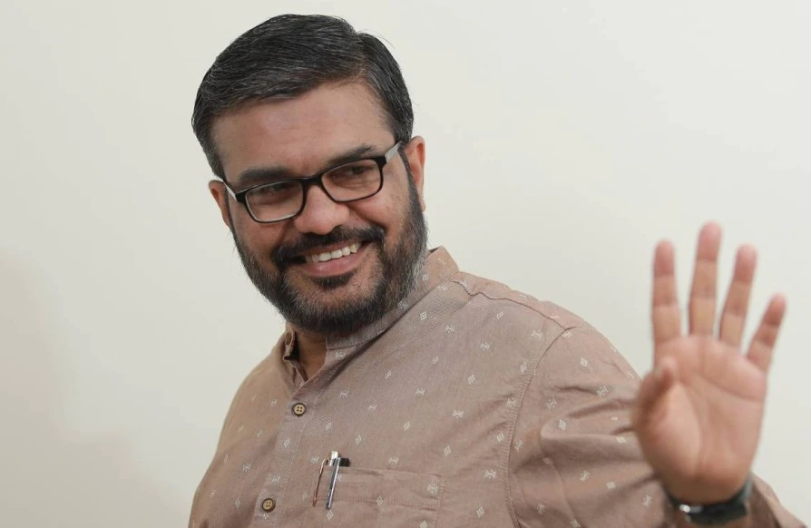 എം ബി രാജേഷ് നിയമസഭാ സ്പീക്കർ