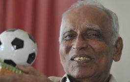 മുൻ ഇന്ത്യൻ ഫുട്ബോൾ താരം ഒളിമ്പ്യൻ ഒ ചന്ദ്രശേഖരൻ അന്തരിച്ചു